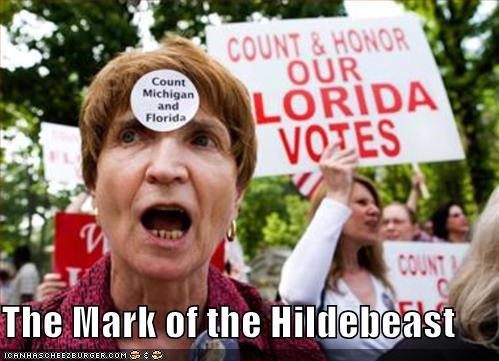 The Mark of the Hildebeast