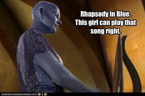 rhapsody in blue,right,song,Virginia Hey,farscape,zotoh zhaan