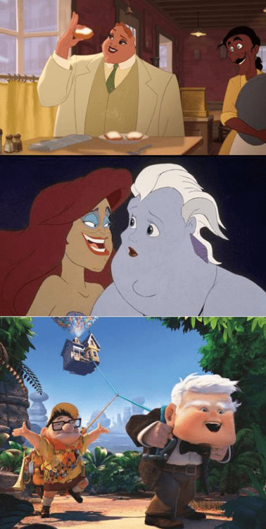 More Disney Face Swaps!