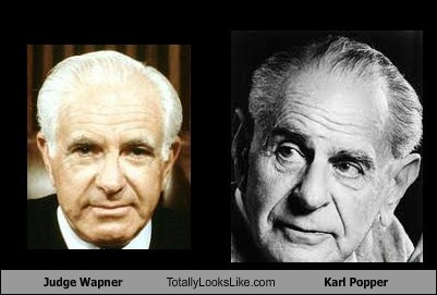 Judge Wapner Totally Looks Like Karl Popper