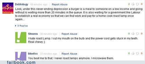 i love lamp...