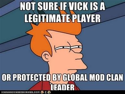 Vick... legit? By Grinder Of Sirkillmore