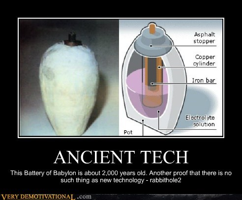 ANCIENT TECH