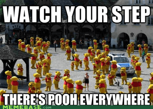 pooh bear,puns,apoohcalypse