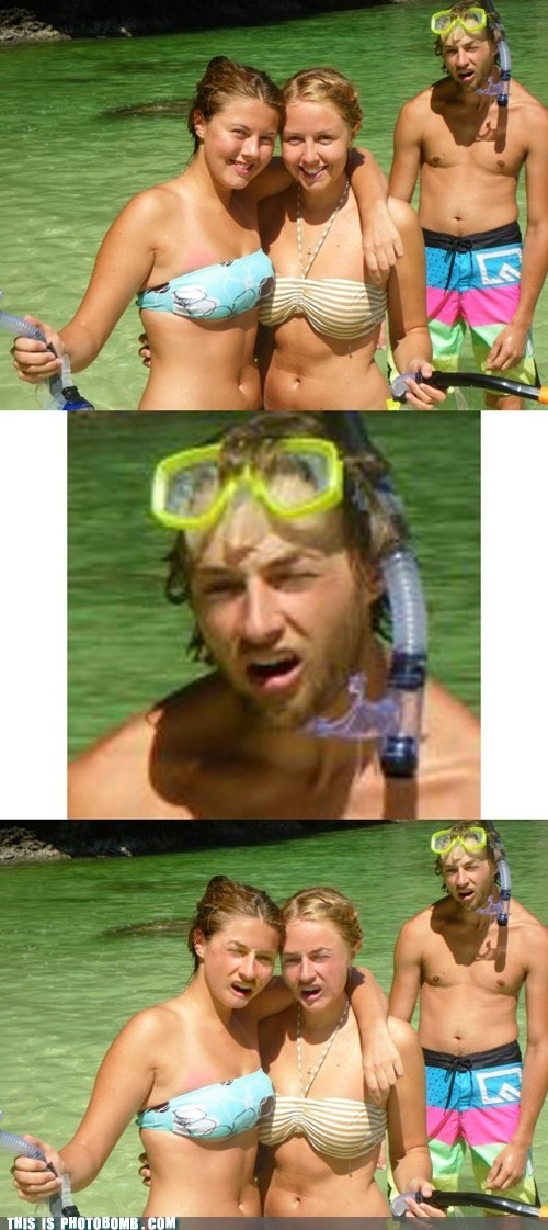 Reframe,beach,snorkeling