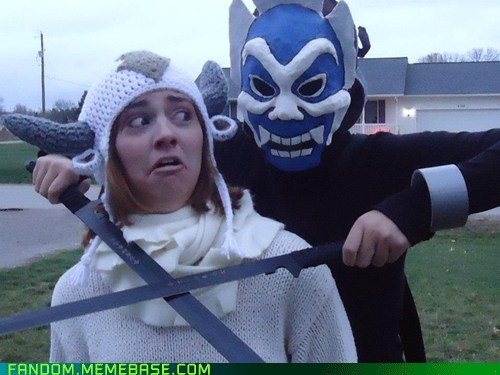 Blue Spirit Kidnaps Appa