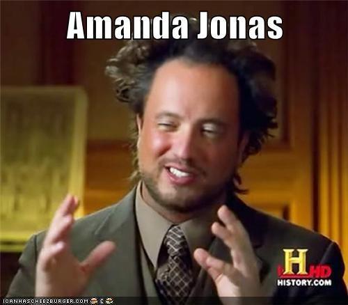 Amanda Jonas