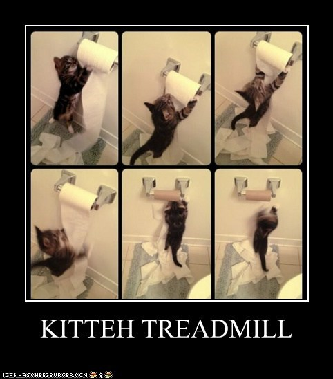 KITTEH TREADMILL