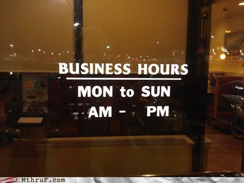hours of operation,business hours,open for business