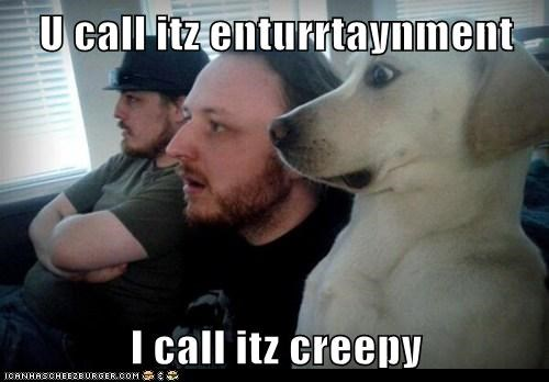 Creepurtainment