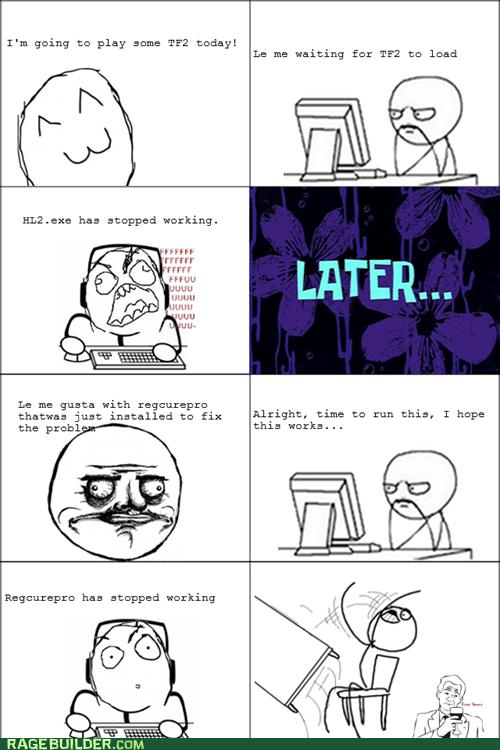 Frikin laptop!