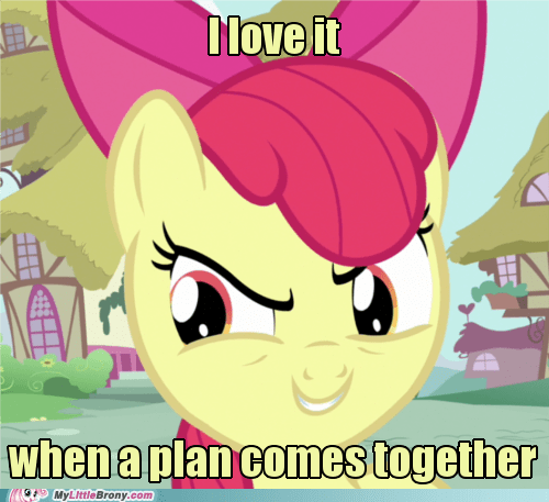 Sweetie Belle,A Team,evil plan