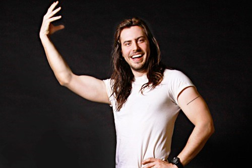Andrew WK Named US Cultural Ambassador to the Middle East