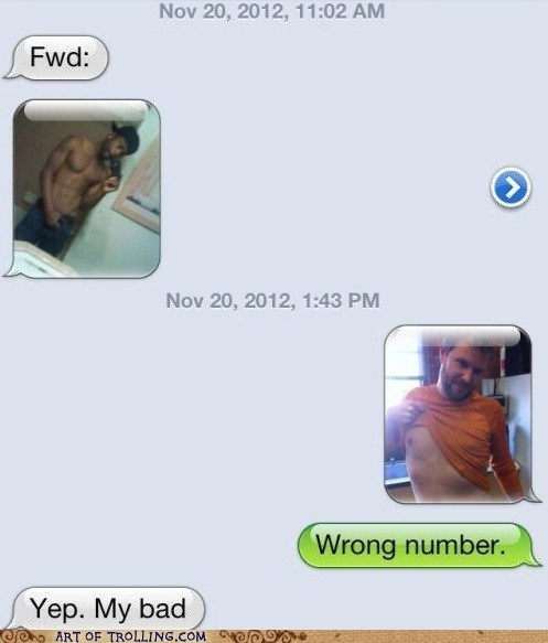 wrong number,that looks naughty,sms