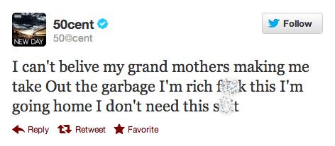 twitter,grandma,50 cent
