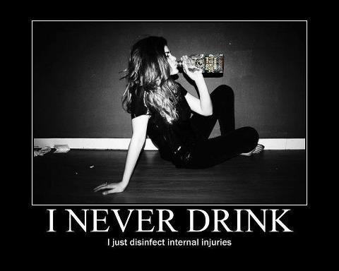 And I'm REALLY Injured
