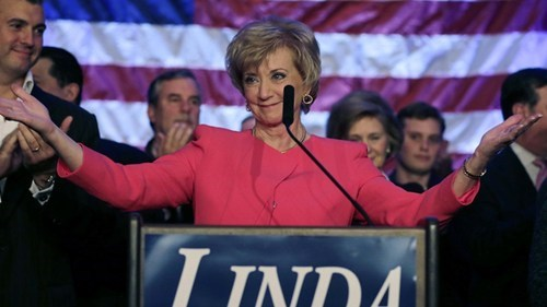What do Linda McMahon's Checks and WWE Have in Common?