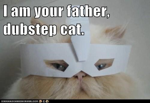 I am your father, dubstep cat.