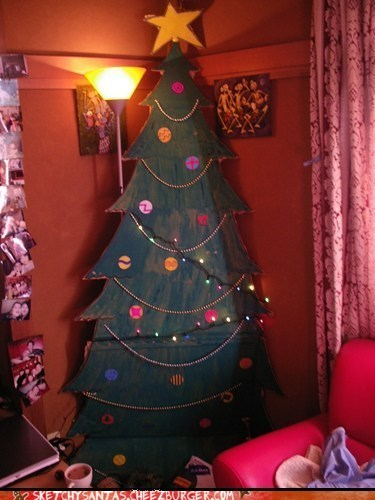 christmas,tree,funny,holidays