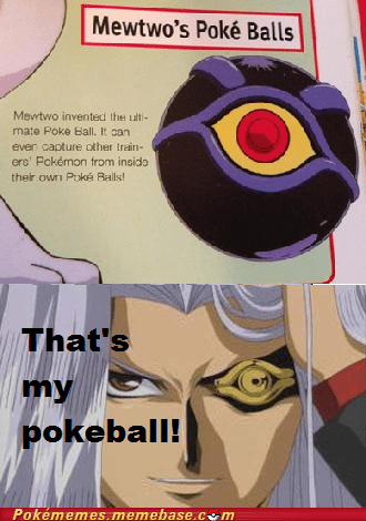 The Millennium Pokéball
