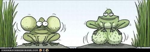 Frog Balls!