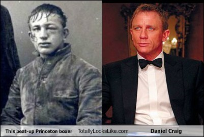 This Beat-up Princeton Boxer Totally Looks Like Daniel Craig