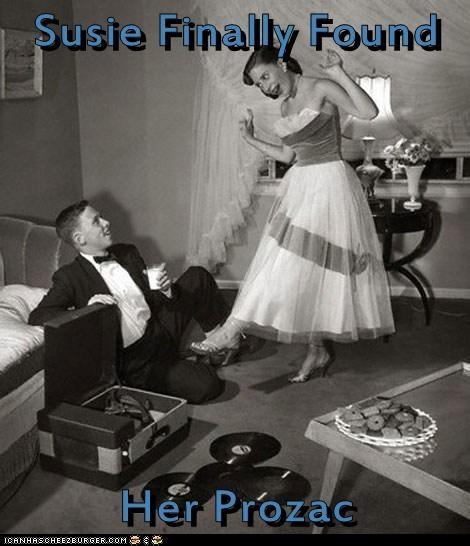 boy,dancing,record player,girl