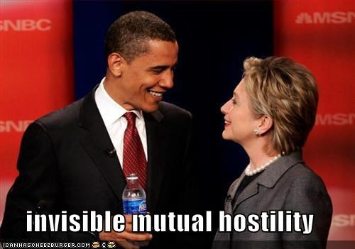 invisible mutual hostility