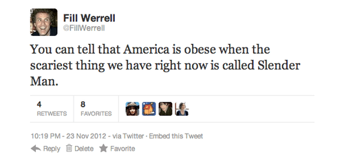 Oh Will Ferrell Parody Accounts, You Never Disappoint
