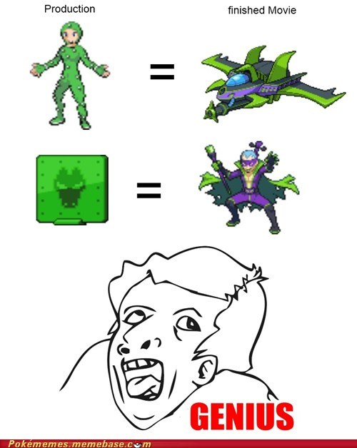 Pokéwood Logic