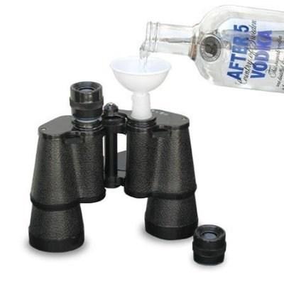 sloshed swag,vodka,binoculars,seeing