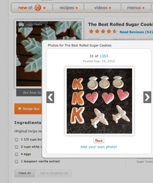 Cookie Placement FAIL