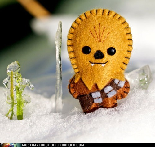 Chewbacca Pocket Plush Toy