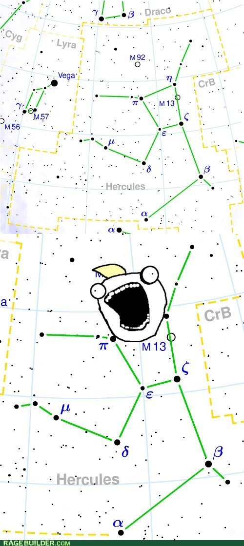 ALL the Constellations!