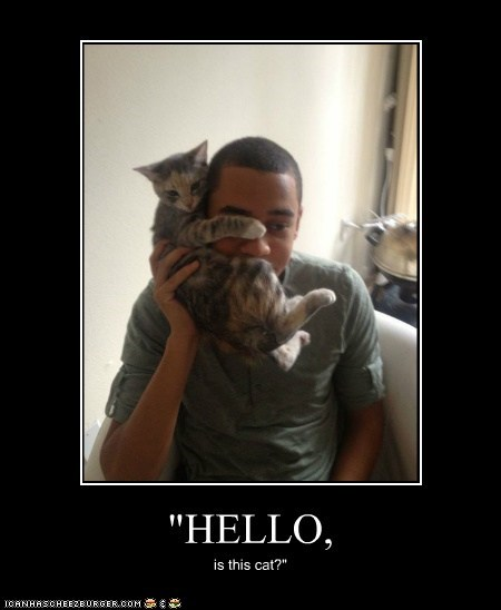 """""""HELLO,"""