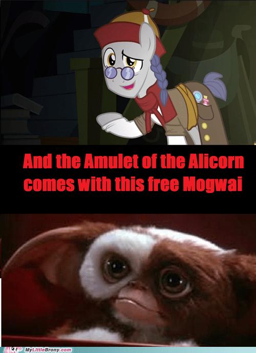 gremlins,amulet of the alicorn,mogwai