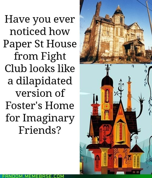 Foster's Home for Project Mayhem