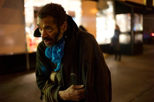 New York City's Barefoot Homeless Man is Internet Famous, But Still Shoeless