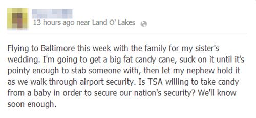 experiment,prank,TSA,national security