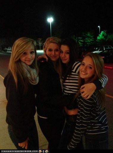 Me, Jenna, April, & Emma cx