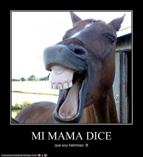 MI MAMA DICE