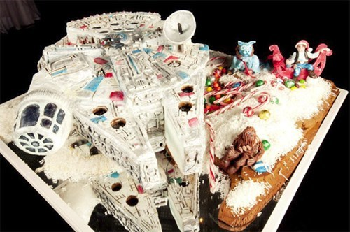 Star Wars Gingerbread WIN