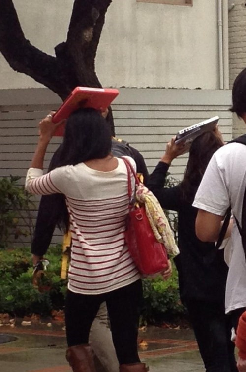 Umbrella FAIL