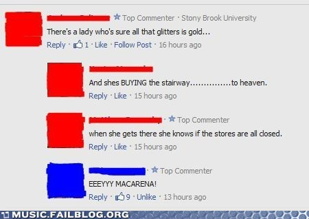 led zeppelin,stairway to heaven,facebook