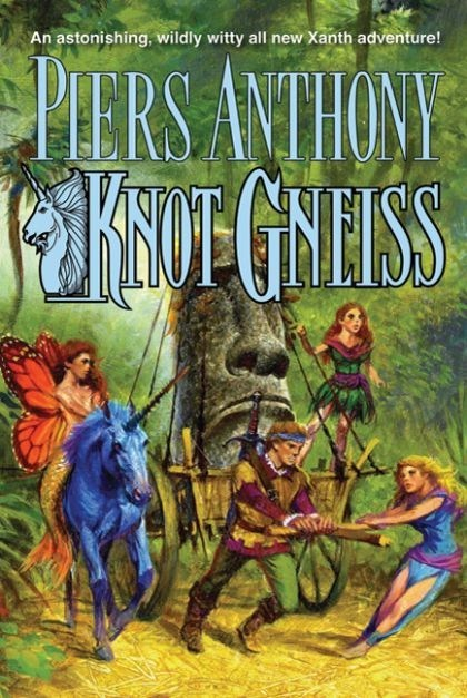 WTF Sci-Fi Book Covers: Knot Gneiss