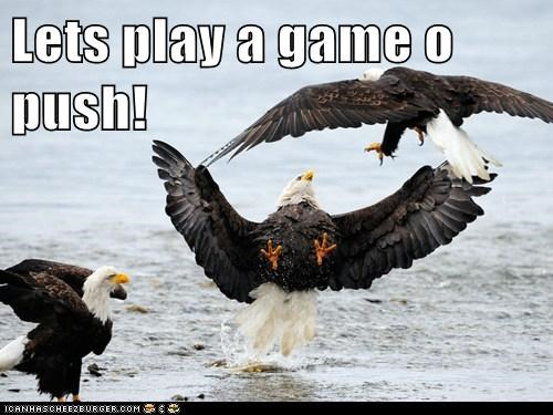 Lets play a game o push!