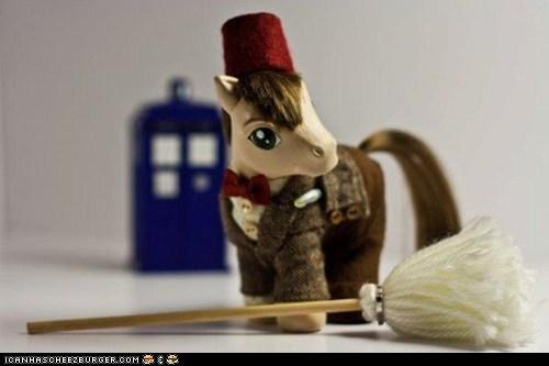 Trust me, I'm a Doctor... Pony