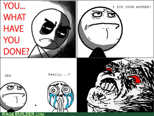 Rage Comic - Episode 5: Your Mother!