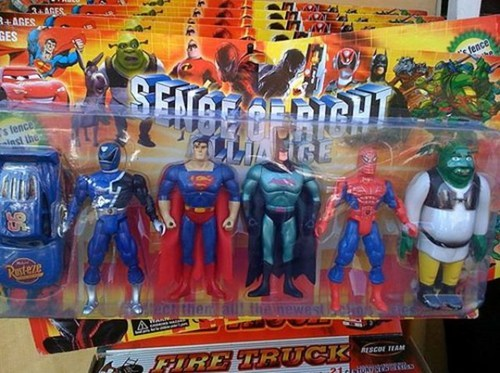 Sense of Right Alliance... ASSEMBLE!