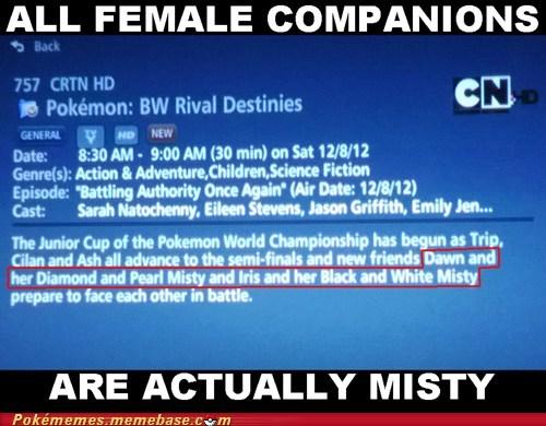 anime,misty,TV,description